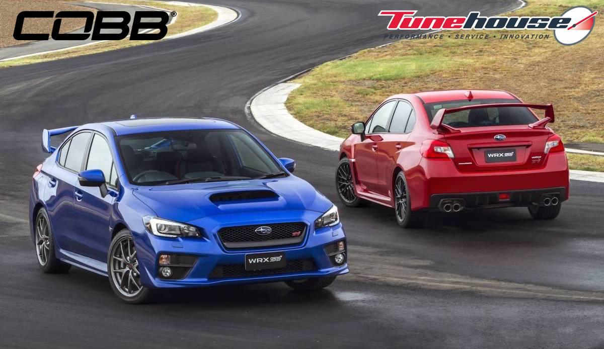 COBB by Tunehouse 2015-2017 Subaru WRX STI Stage 1 - Tunehouse
