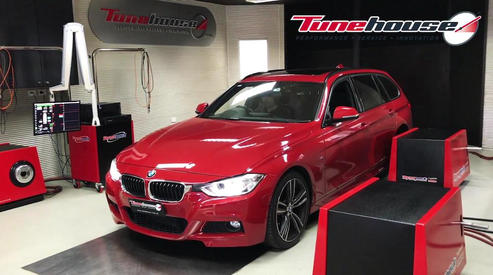 F30 2015 BMW 328i Touring - THR Powerport - Tunehouse